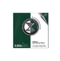 2687368 PT# 175-MP Tape Marking 100 Strips 3/4'' Pre-cut 3'' Mini Pack FOR X-Ray 100/Bx Made by X-Rite Company