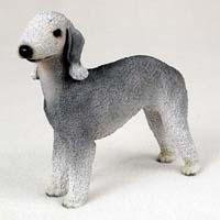 Bedlington Terrier Figurine (Conversation Concepts Bedlington Terrier Standard Figurine)