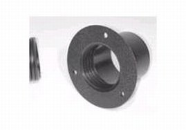 RIGGING FLANGE BLACK by T & H MARINE SUPPLIES