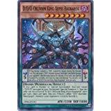 Yugioh D/D/D Oblivion King Abyss Ragnarok OP04-EN010 Super Rare Unlimited Edition OTS Tournament Pack 4 Cards