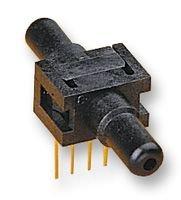 (Pressure Sensor, Miniature, Silicon, 15 psi, Voltage, Differential, 10 V, Straight)