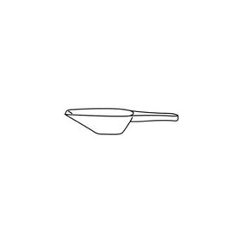 25/ml Volume Nominal neolab E de 6945/PP /à pied /à chaufel blanc 135/mm de long