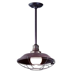 Circa 1910 Outdoor Lighting in US - 4