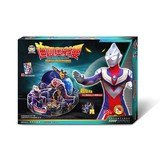 Ultraman Tiga fight inserted King & Cool three-dimensional puzzle fight inserted (Ages 4 years and older )(Chinese Edition)