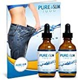 4oz All-Natural PS1000 liquid drops with soft cover booklet- Gold Package- Full diet protocol designed to achieve weight loss goals and increases the energy- Lose 20 to 40 lbs