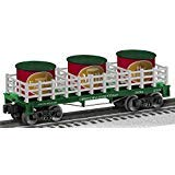 Lionel Christmas Essentials, Electric O Gauge Model Train Cars, Barrel Car