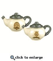 Personal Teapot Celtic Traditions, 12 ounce Capacity, Choose Style