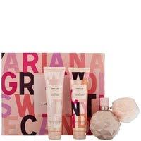 Ariana Grande Sweet Like Candy By Ariana Grande 3 Piece Gift Set - 3.4 Oz Eau De Parfum Spray, 3.4 Oz Body Souffle, 3.4