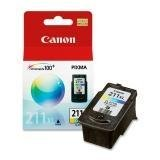 Canon CL-211 XL Extra Large Color Ink Cartridge - Inkjet - 349 Page Tri-color - Cyan, Magenta, Yellow - Large Tri Color Ink