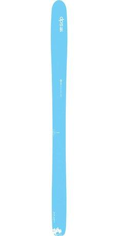 DPS Nina 99 Hybrid Ski - Baja Blue 168cm