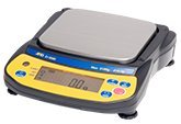 EJ-123 AND 120g x 1mg Readability compact balance with draft shield standard