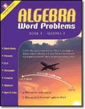 Algebra Word Problems — Teacher's Manual and Detailed Solutions, Harnadek, Anita, 0894553445