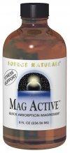 Источник Naturals Mag активной жидкости, 4 унции