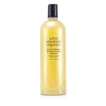 John Masters Organics Honey & Hibiscus Hair Reconstructor Shampoo 1035ml/35oz by John Masters
