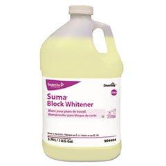 Suma Block Whitener, 1 Gallon -- 4 per case. by Diversey