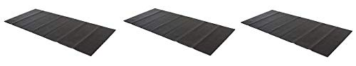 Stamina Fold-to-Fit Folding Equipment Mat (84-Inch by 36-Inch) (3-(Pack))