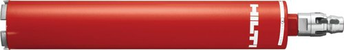 HILTI DD-BI Wet Diamond Core Bit, 1 1/8-Inch Diameter, 12 1/2-Inch Length