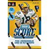 #2: 2018 Score Football Factory Sealed Blaster Box 132 cards (11 packs of 12 cards)