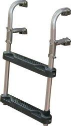 - JIF Marine ESG3 Transom Ladder, 3-Step