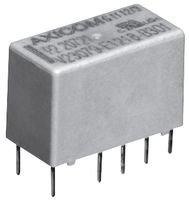TE CONNECTIVITY / AXICOM V23105A5476A201 RELAY, SIGNAL, DPDT, 12VDC, 3A, TH
