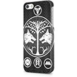 iPhone 5 5S Case 3D Destiny House Of Wolves H0G3IG