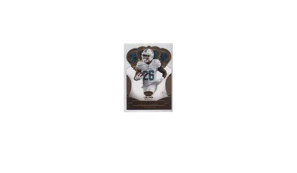 Amazon.com: Lamar Miller (Football Card) 2013 Panini Crown Royale - [Base] - Retail Bronze Die-Cut Crown #55: Collectibles & Fine Art