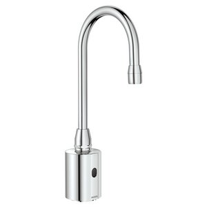 Moen CA8303 Commercial Sensor-Operated Electronic Lavatory Faucet, Chrome