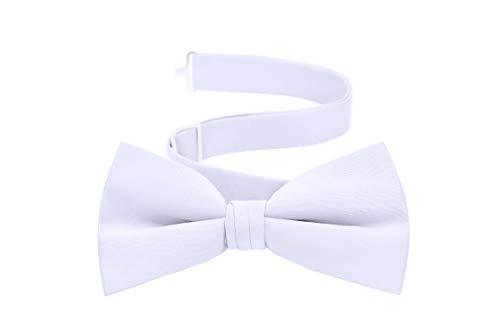 Men's Formal Tuxedo Bow Tie - White ()