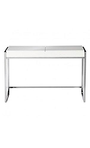CAMINO A CASA - Escritorio Design Blanco y Cromo Tablets ...