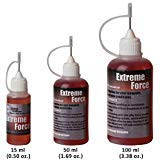 Gun Oil, Firearms & Weapons Oil, Lubricant, Protectant. Extreme Force Weapon's Lube (50 ml)