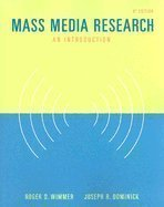 Download Mass Media Research: An Introduction - 8th edition pdf epub