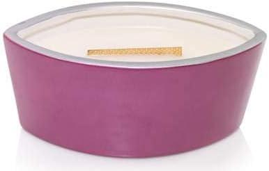 WoodWick - Vela en tarro (cerámica), diseño de granada ...