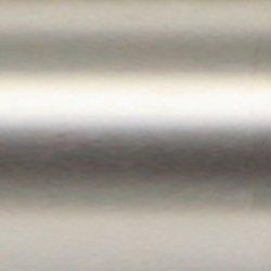 A&F Rod Décor - Spin 13/16'' 4-Sided Bay Window Curtain Rod 28-48 inch (each side) - Satin Nickel by A&F Rod Décor (Image #1)