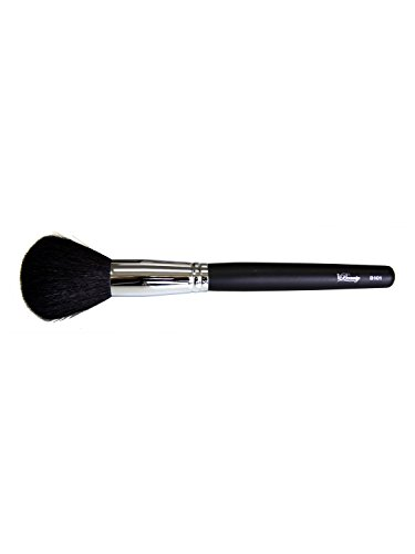 iBeauty B101 PROFESSIONAL LINE USE 8.5'' INCHES LARGE POWDER SOFT MAKEUP COSMETIC BRUSH TOOL ACCESSORY BLACK COLOR by ibeauty