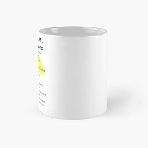 Ted Mosby 110z Mugs ()