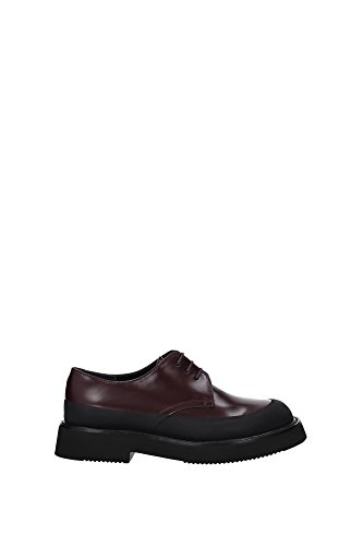 Eu 320053bfbc33ob Zapatos Mujer Rojo Céline De Cordones IwXqrXR0