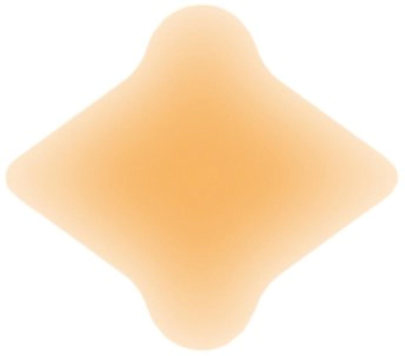 ラテンクレーターサイバースペースソルボクッションパッド 外反母趾用(4枚入)オークル