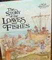 img - for The Story of the Loaves and Fishes (An Alice in Bibleland Storybook) book / textbook / text book
