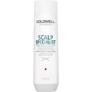 (Goldwell Dual Senses Scalp Specialist Deep Cleansing Shampoo (Cleansing For All Hair Types) 250ml/8.4oz)