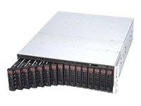 UPC 672042110759, Supermicro SuperServer 5037MR-H8TRF - 8 nodes - cluster - rack-mountable - 3U - 1-way - RAM 0 MB - no HDD - G200eW - Gigabit LAN - Monitor : none.