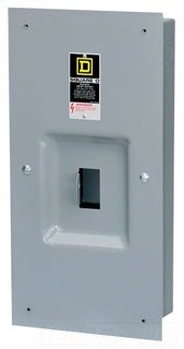 SCHNEIDER ELECTRIC FA100FSS Enclosure Nema-1/Stainless Steel Front Electrical Box