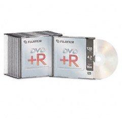 UPC 074101753103, Fujifilm Media 25302260 DVD+R 4.7 GB 120 Mintues 16X Storage Media - 10 Pack
