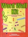 Read Online Word Wall Kit pdf