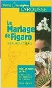 Book Mariage De Figaro, Le (Petits Classiques Larousse)
