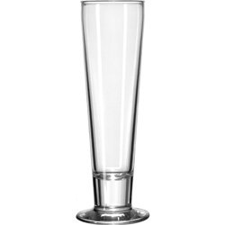 Libbey Glassware 3828 Catalina Pilsner Glass, 12 oz. (Pack of 24) by Libbey