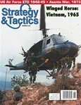 DG: Strategy & Tactics Magazine #239, with Winged Horse, War in Vietnam 1965-6 Board Game by DG Decison Games