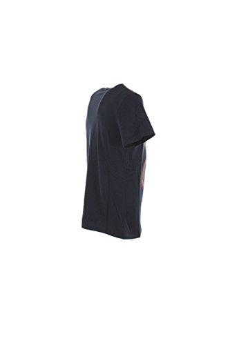 T-shirt Uomo Whoopie Loopie S Blu Wm16w04tg Autunno Inverno 2016/17