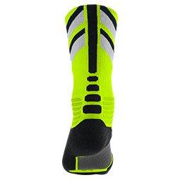 Nike Volt Hyper Grey Chaussettes Crew wolf Couleurs black Elite AOrAwq