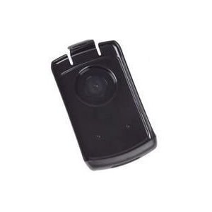 RIM Plastic Swivel Holster with Belt Clip - Retail Packaging - Black