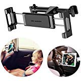 Car Headrest Mount,Car Seat Phone and Tablet Holder Compatible iPad/Samsung Galaxy Tabs/Amazon Kindle Fire HD/Microsoft Surface/iPhone 8 Plus/iPhone X/Samsung S9/S8/Note 9/Note 8/Huawei Mate 20